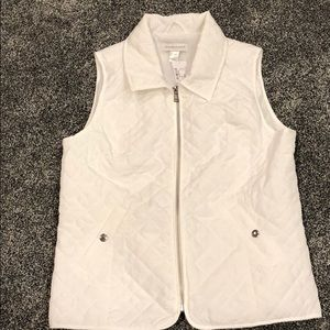 Christopher and Banks Vest